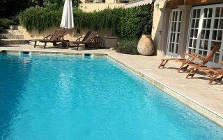 Pool Villa Euthymia Südfrankreich Côte d'Azur