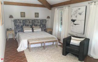 Schlafsuite Villa Euthymia Südfrankreich Côte d'Azur