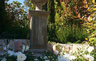 Garten Villa Euthymia Südfrankreich Côte d'Azur